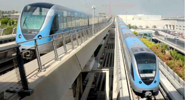 Dubai Metro Extends Timings During Ramadan