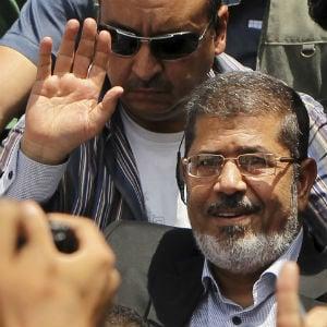 Morsy Declared Egypt's President
