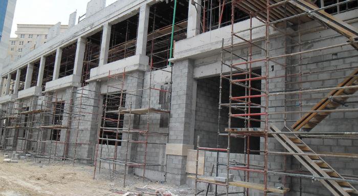 Construction Begins On Dubai's Largest Mosque