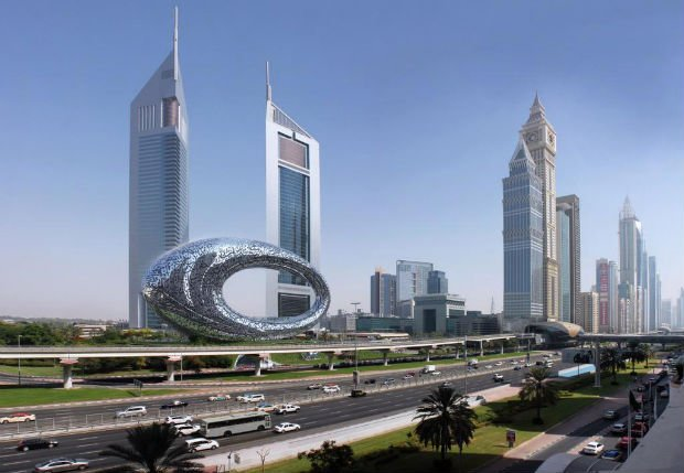 Dubai introduces innovation fee to develop Museum of Future