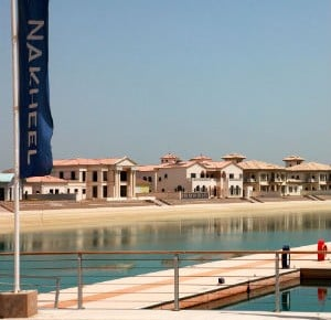 Nakheel H1 Revenue Up 112% at Dhs3.1bn