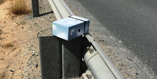 Dubai police to install new radars to catch hard shoulder offenders