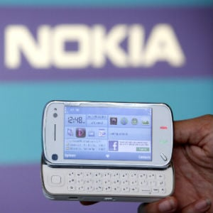 Nokia Has 46% ME Handset Share