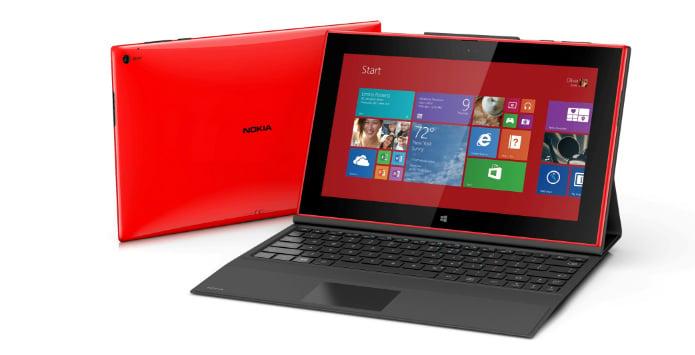 Nokia Unveils First Windows Tablet, Lumia 2520, In Abu Dhabi