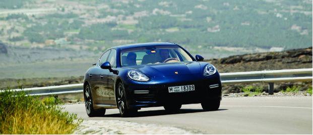 Car Review: Generation II Porsche Panamera