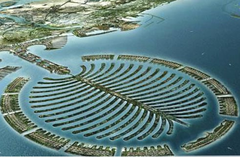 Dubai's Nakheel To Restart Work On Palm-Shaped Island – Sources