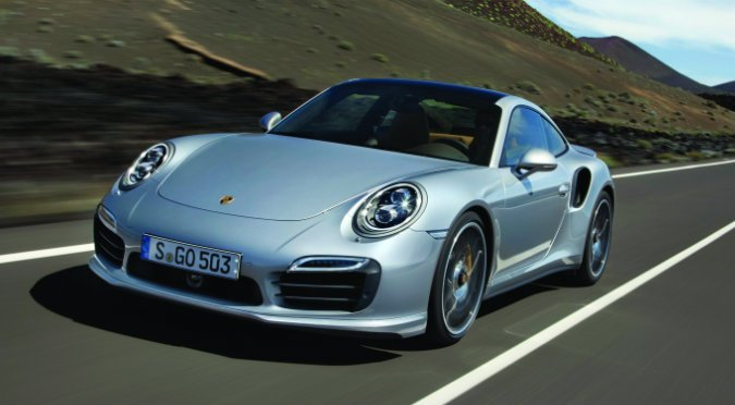 Car Review: Porsche Turbo 911 S
