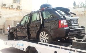 Kingdom Holding's Prince Al Waleed Survives Car Crash
