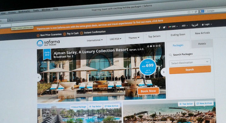 Cobone's Recent Spin-Off, UAE Travel Site Triperna, Rebrands As Safarna