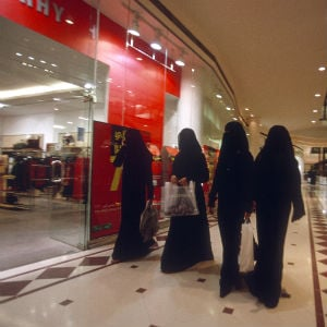Salesmen Banned From Saudi Perfumeries