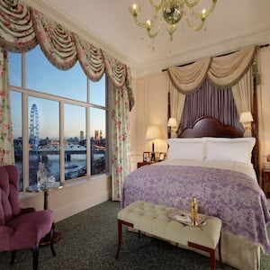 London's Savoy Hotel Reclaims Its Glamour