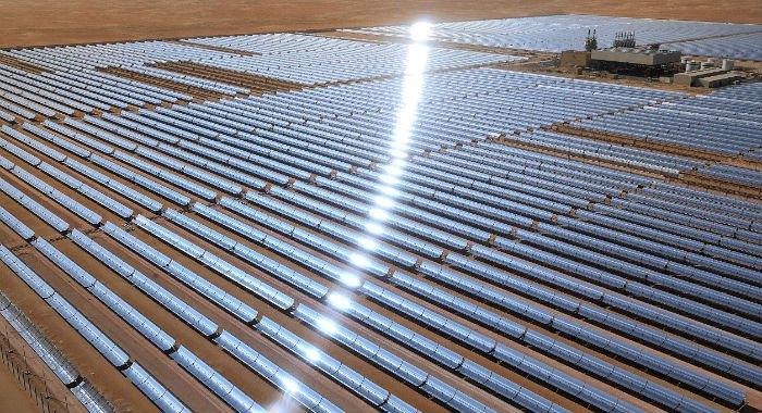 UAE's Solar Power Capacity To Reach 20GW by 2030