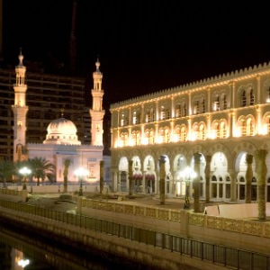 Sharjah Wooing Tourists