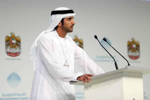 Dubai Crown Prince Sheikh Hamdan's Twitter Followers Cross 1m