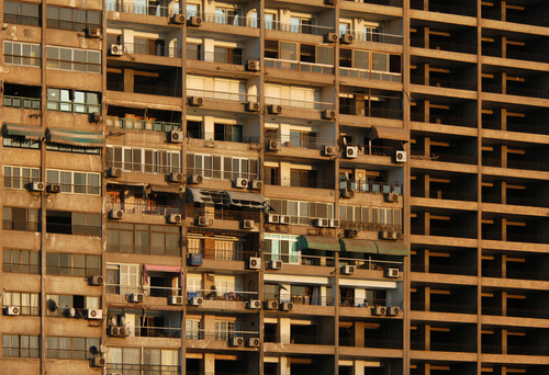 Egyptians Buy Into Real Estate To Escape Currency Dive