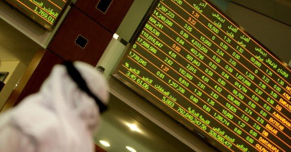 Dubai stock index drops on opening after Qatar rift