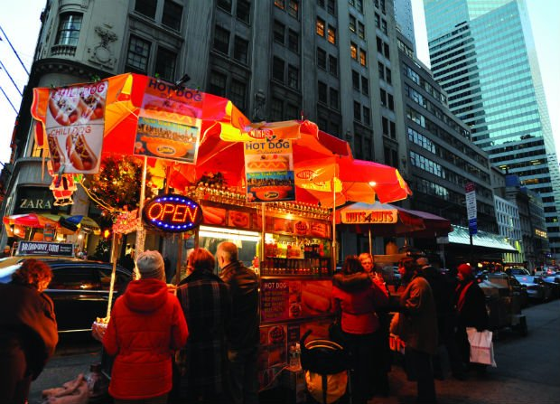 Travel Review: On The Streets Of New York City