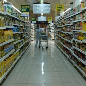 Cost Of Food Drops 15%