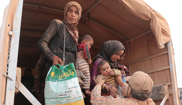 UAE provides $581.5m in aid to Syrian refugees