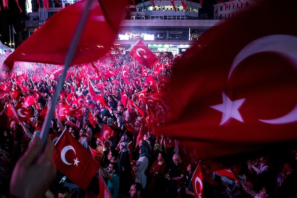 Turkey's President Announces 3 Month State of Emergency After Failed Coup