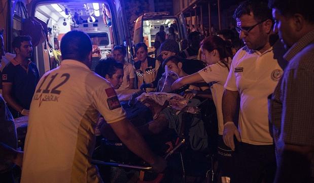 Turkey wedding blast: 22 people confirmed dead, 94 injured