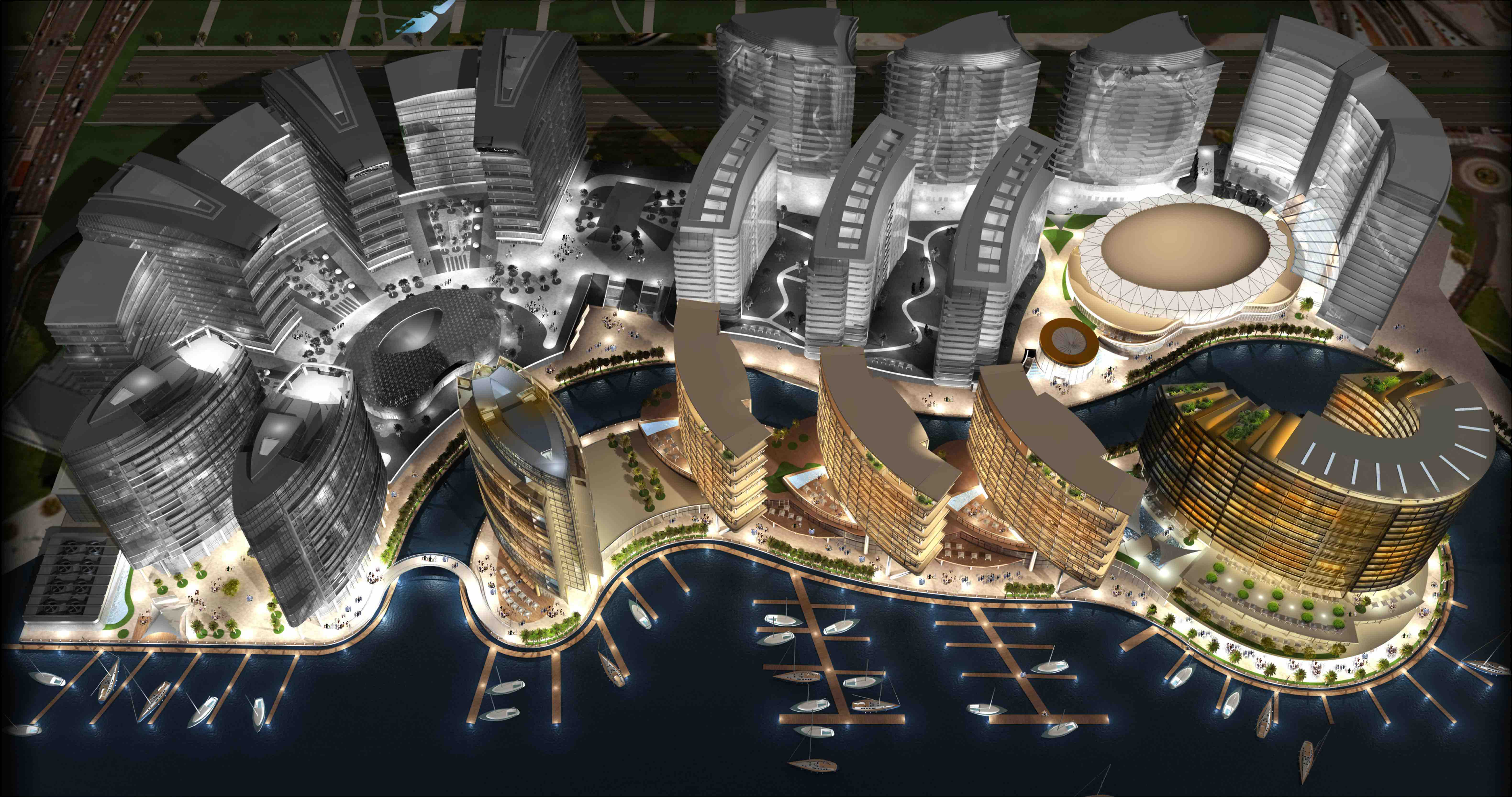 Dubai Creek development to feature 'largest swimming pool in Middle East and Europe'