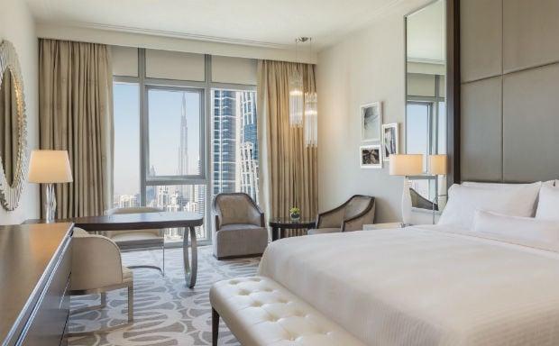 useThe Westin Dubai Al Habtoor City - Deluxe King