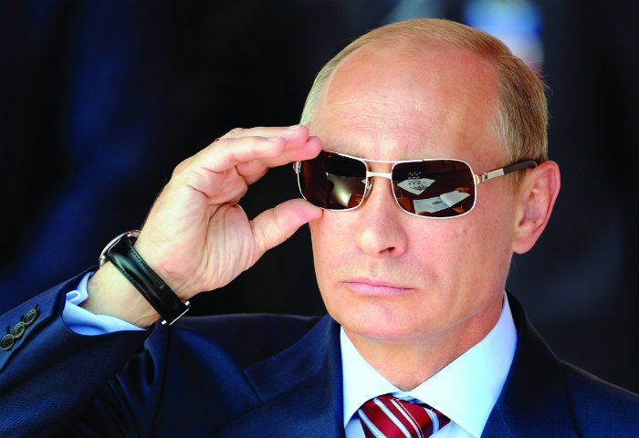 How to Rule The World Like…Vladimir Putin