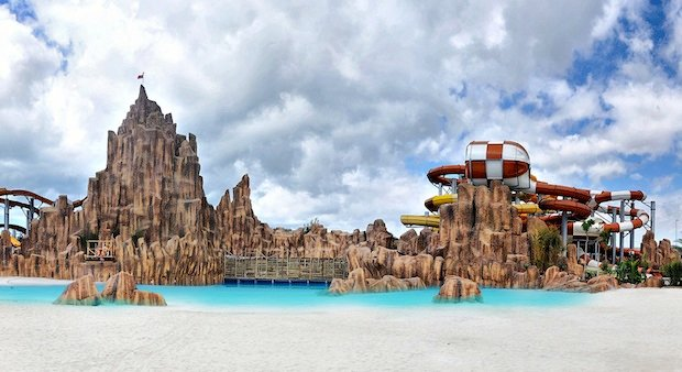 Rixos, Emaar open mega Turkish theme park 'The Land of Legends'