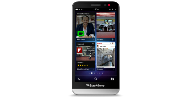 BlackBerry's New Phone Z30 To Launch In Middle East Next Week